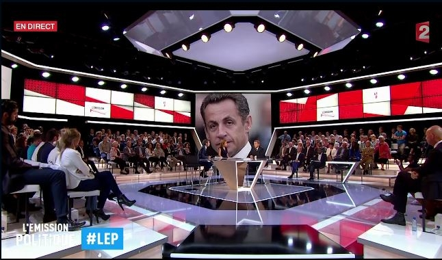 EMISSION POLITIQUE  France2  2016