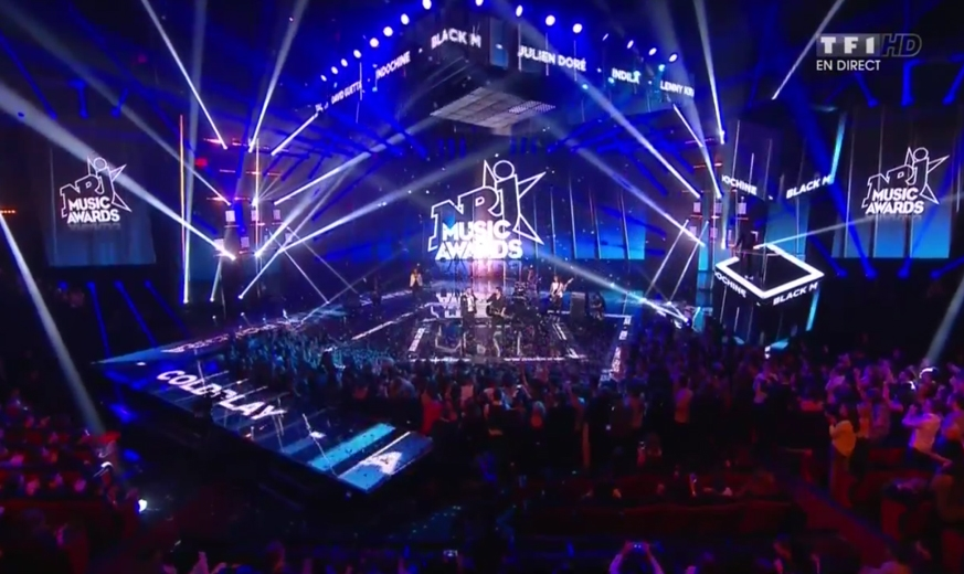 NRJ MUSIC AWARDS TF1 Productions 2014/2015